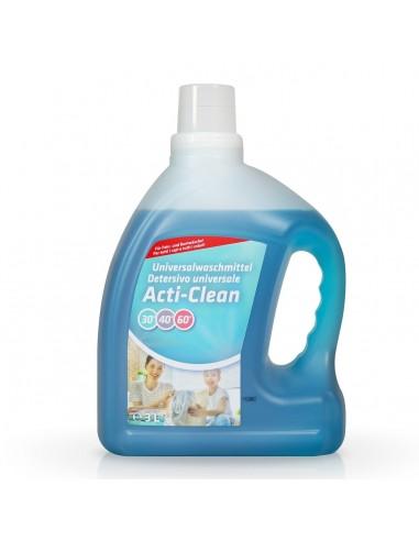 Acti-clean detersivo per bucato. 3l  ...